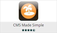 Synergetix CMS Mad Simple Icon